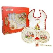 Royal Doulton Bunnykins Melamine 5 Piece Dinnerware Set