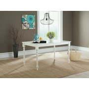 Sauder Cottage Road Dining Table, White