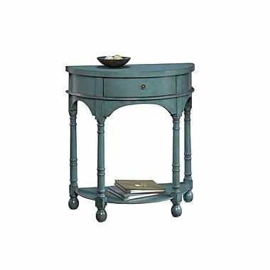 Sauder – Table de cuisine Harbour View, bleu ardoise
