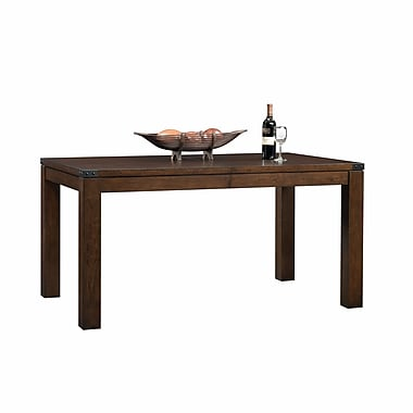 Sauder Carson Forge Dining Table