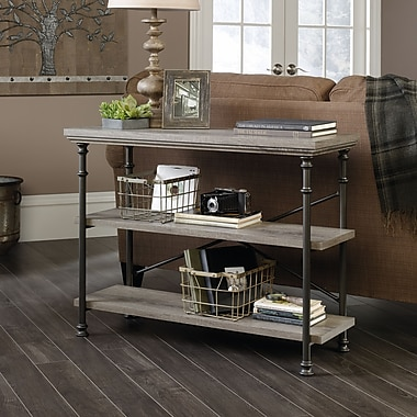 Sauder Canal Street Anywhere Console