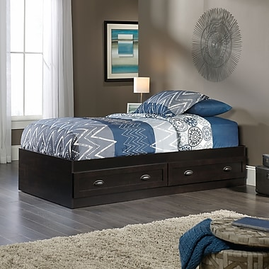 Sauder County Line Mates Bed, Estate Black