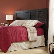 Sauder – Tête de grand lit et de très grand lit Dakota Pass, pin brûlé