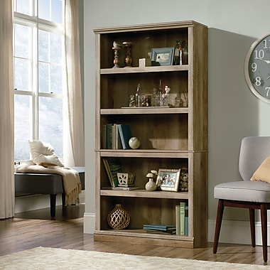 Sauder 5 Shelf Bookcase