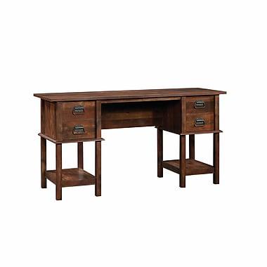 Sauder Viabella Desk, Curado Cherry