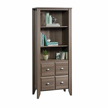Sauder Shoal Creek Library with Doors, Diamond Ash
