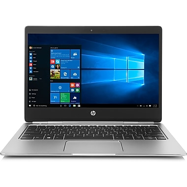 HP - Portatif EliteBook Folio G1 W0S06UT#ABA 12,5 po, 2,7 GHz Intel Core m5-6Y54, 256 Go SSD, 8 Go LPDDR3, Windows 10 Pro