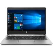HP - Portatif EliteBook Folio G1 W0S06UT#ABL 12,5 po, 2,7 GHz Intel Core m5-6Y54, 256 Go SSD, 8 Go LPDDR3, Windows 10 Pro