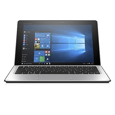 HP-Tablette Elite x2 1012 G1 W0S21UT#ABA 12 po, clavier portatif, 1,1GHz Intel Core m5-6Y54, 8Go LPDDR3, 256Go SSD, Windows10