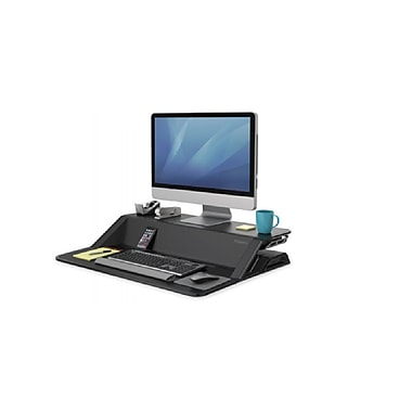 Fellowes® - Poste de travail assis/debout Lotus™
