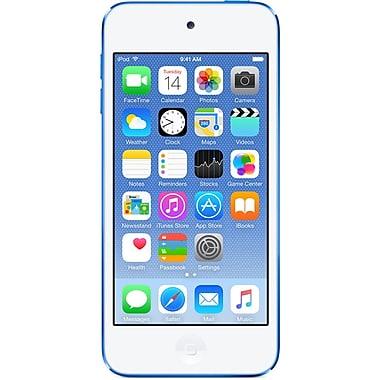 Apple – iPod Touch, 6e génération, 128 Go, bleu (MKWP2VC/A)