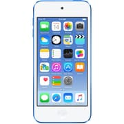 Apple iPod Touch, 6th Generation, 128 GB, Blue (MKWP2VC/A)