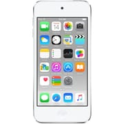 Apple iPod Touch, 6th Generation, 128 GB, Silver (MKWR2VC/A)