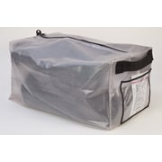 Basic LTD Vinyl Underbed Storage Bag; 16'' H x 24'' W x 12'' D