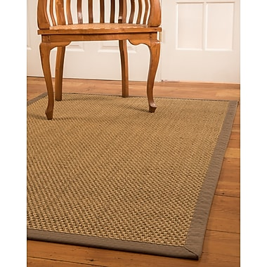 Natural Area Rugs Reyna Hand-Woven Beige Area Rug; 9' x 12'
