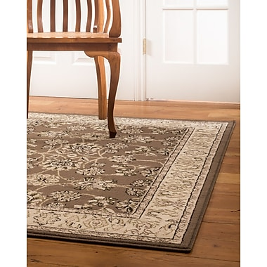 Natural Area Rugs Cabos Beige/Brown Area Rug; 8' x 10'
