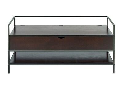 Cole & Grey Metal and Wood Storage