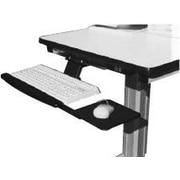 Pro-Line 4.5'' H x 18.5'' W Desk Keyboard Platform