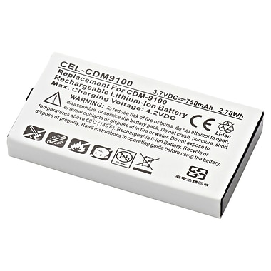 Ultralast Cellular Phone Li-ion Battery for Audiovox (CEL-CDM9100)