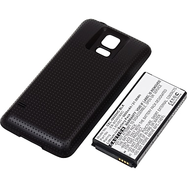 Ultralast Cellular Phone Li-ion Battery for Samsung (CEL-I9600HC-BLK)