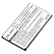 Ultralast Cellular Phone Li-ion Battery for ZTE (CEL-X500)