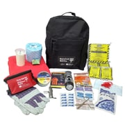 First Aid Central 1 Person 72 Hour Emergency Survival Kit, Deluxe