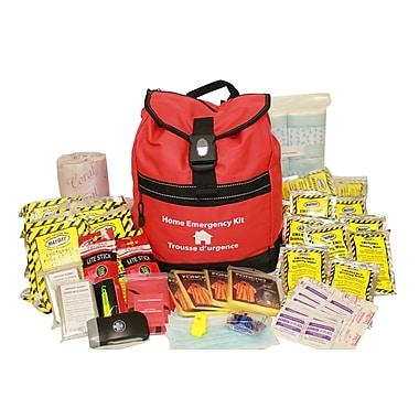 First Aid Central - Trousse de survie pour 4 personnes de 72 heures