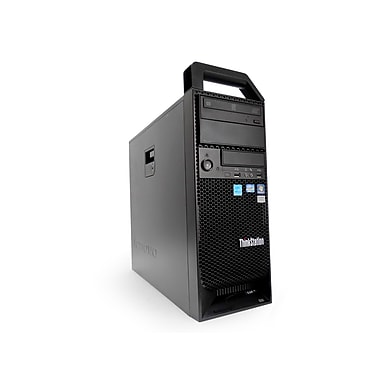 Lenovo Refurbished S30 Tower Desktop Computer, 3.6 GHz Lenovo Xeon E5-1650, 16 GB DDR3-ECC, Windows 10 Professional