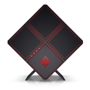 HP Omen X 900-011 Gaming Desktop Chassis, Jet Black (X6F57AA#ABA)