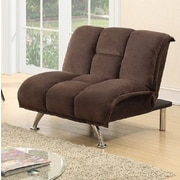 A&J Homes Studio Knott Adjustable Convertible Chair