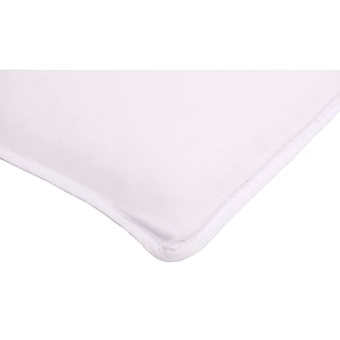 Arm's Reach Mini White 100pct Cotton Sheet
