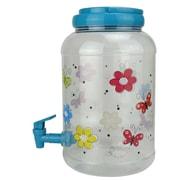 American Maid Plastic Sun Tea 159 Oz. Beverage Dispenser
