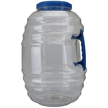 American Maid Plastic Honey Comb 640 Oz. Beverage Dispenser