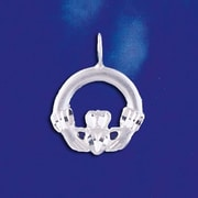 House of Jewellery Sterling Silver Diamond Cut Assorted Charm