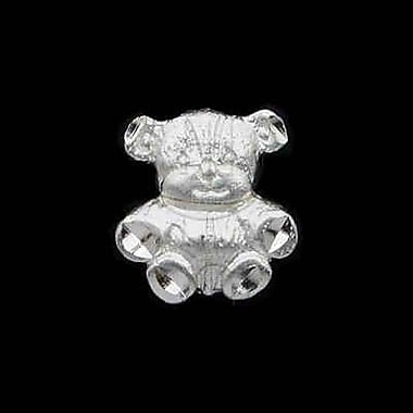 House of Jewellery – Breloque d'animal en argent sterling à taille de diamant