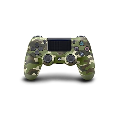 PlayStation® 4 DUALSHOCK® 4 Wireless Controller, Green Camo