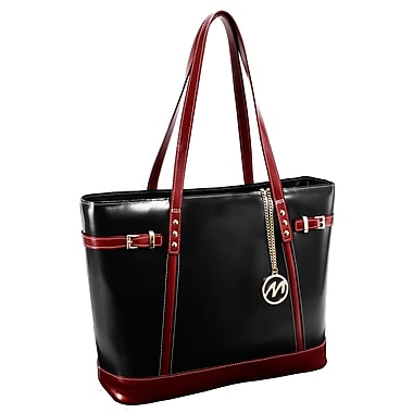 McKlein – Sac à main Serafina avec pochette pour tablette Leather Ladies'