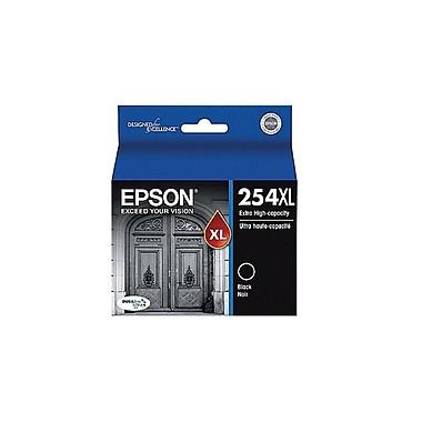 Epson - Cartouche d'encre DURABrite Ultra 254XL, très haut rendement, noir
