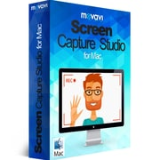 Movavi Screen Capture Studio for Mac 4 Personal Edition [Download]