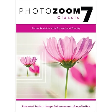 PhotoZoom Classic 7 for Windows [Download]