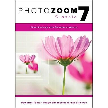 PhotoZoom Classic 7 pour Windows [Téléchargement]