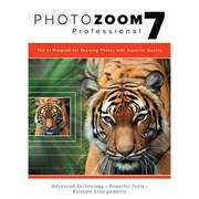 PhotoZoom Pro 7 for Windows [Download]