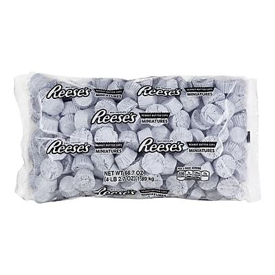 REESE'S Miniatures, White, 66.7 Ounces