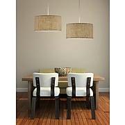 Adesso® Harvest 1-Light Incandescant Pendant Lamp, Wheat (4001-18)