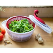 Westmark Vegetable and Salad Spinner w/ Pouring Spout; 11.4'' H x 9.9'' W x 8.5'' D