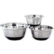 GARIAN Anti Skid 3 Piece Mixing Bowl Set