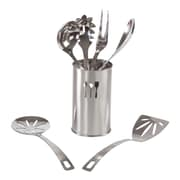 Imperial Home 7-Piece Stainless Steel Kitchen Utensil Set