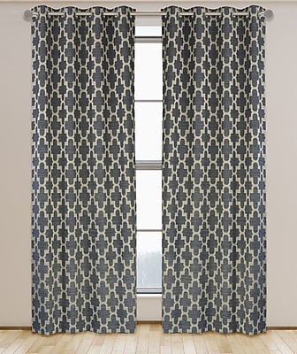 LJ Home Dolby Curtain Panels (Set of 2)