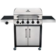 CharBroil Performance 5-Burner Propane Gas Grill w/ Cabinet