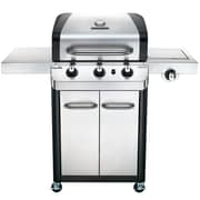 CharBroil Signature 3-Burner Propane Gas Grill w/ Cabinet
